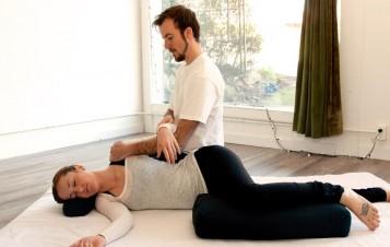 lättfotad massage tips hemma