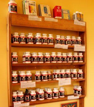 herb shelf