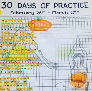 30 days of practice 2017